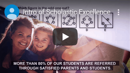 scholastic excellence youtube